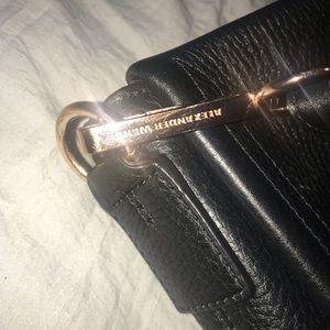 Gently used Alexander wang purse